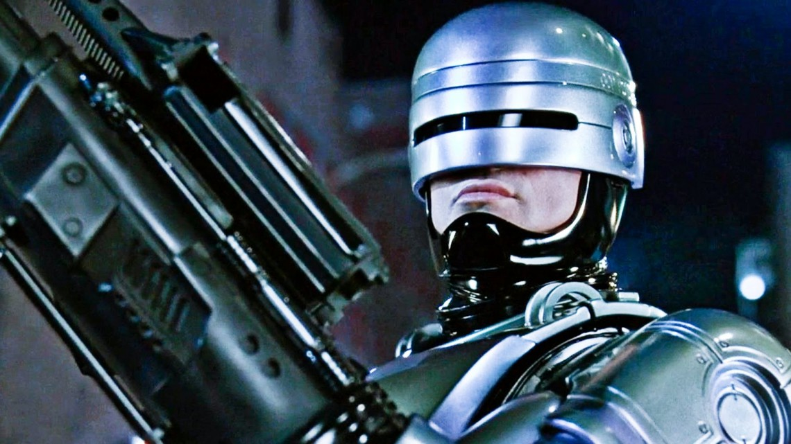 Robocop is the Black Pope