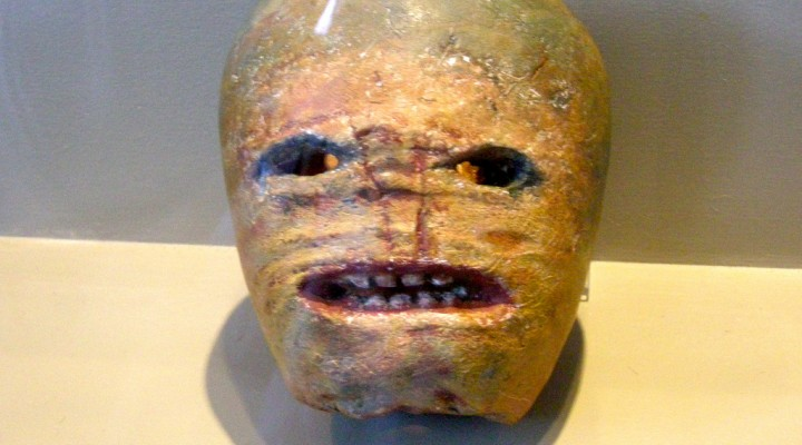 Horrifying Vegetable Zombies-podcast