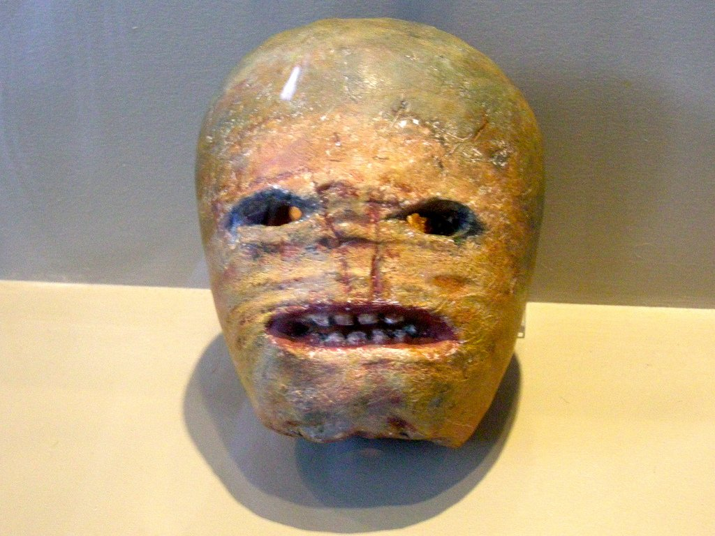 Horrifying Vegetable Zombies-podcast