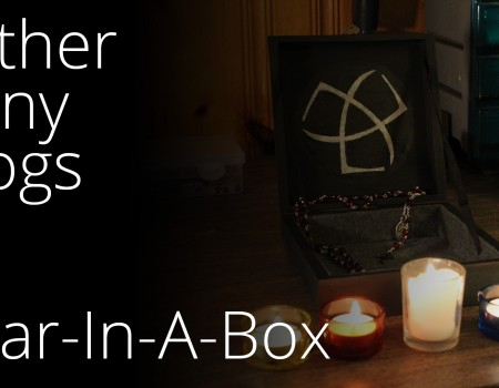 The Altar-In-A-Box
