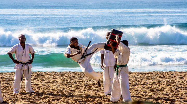 The Gospel of the Karate Kid