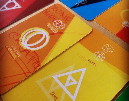 Aeon Cards, Aeonology, & Gnostic Guidance