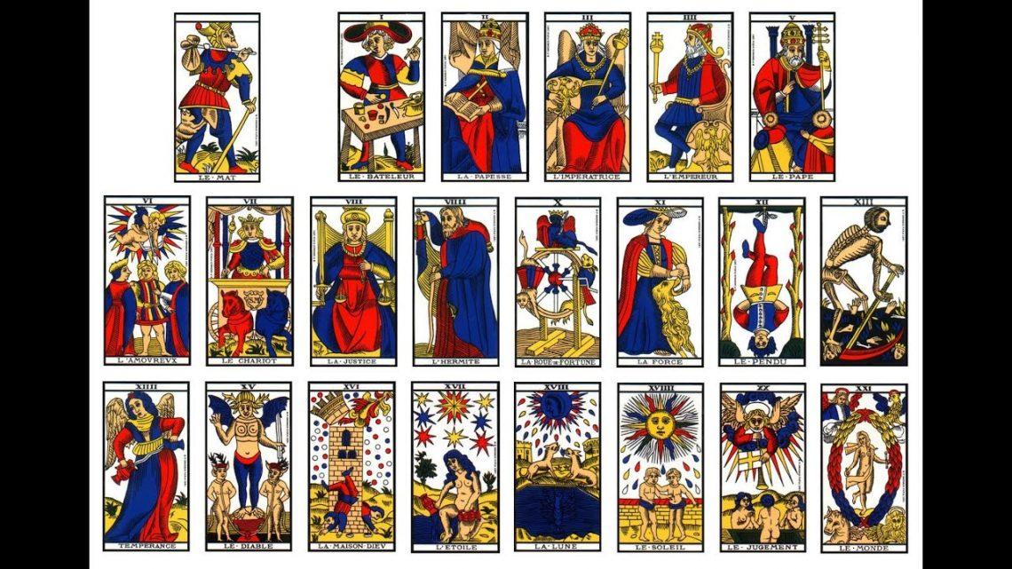 Tarot & the Secret of the Cathars