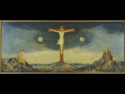 The Mystical Crucifixion in Ismaili Islam